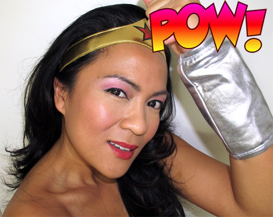 mac wonder woman defiance