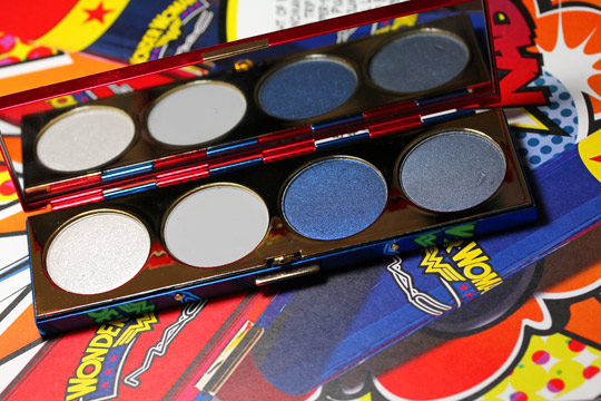 mac wonder woman lady justice Eye Quad