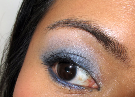 mac wonder woman lady justice eye closeup