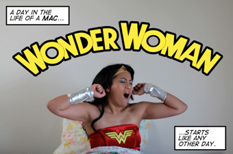 Are you a MAC Wonder Woman?