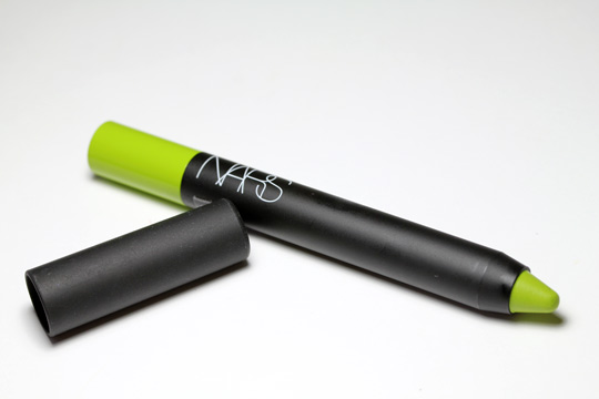 nars spring 2011 celebrate soft touch eye pencil