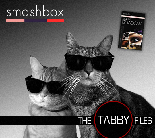 Tabs for Smashbox The Tabby Files