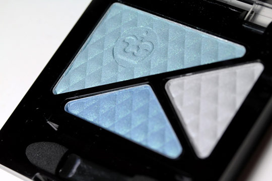 Rimmel Glam Eyes Trio Eye Shadow in Maritime