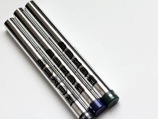 buxom waterproof smoky eye stick pencils