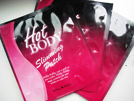 Hot Body Slimming Patch