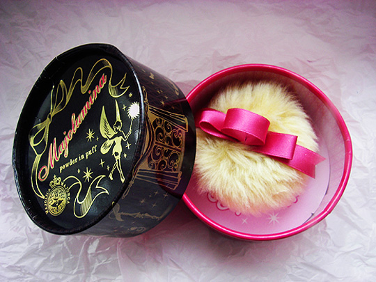 Asian make up product