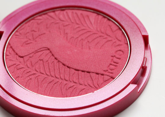 tarte amazonian clay blush natural beauty