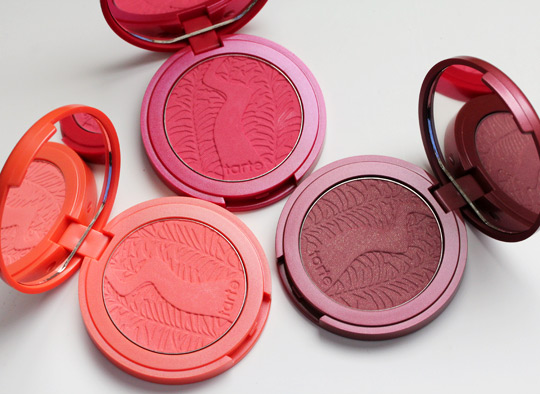 tarte amazonian clay blush open