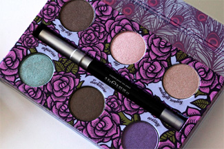 Urban Decay Feminine, Dangerous and Fun Eyeshadow Palettes