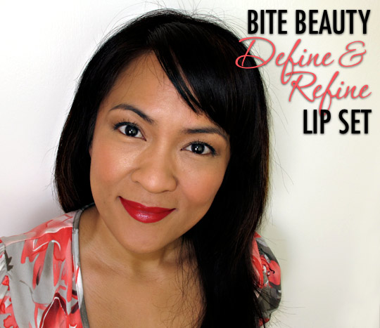 Bite Beauty Define & Refine Lip Set