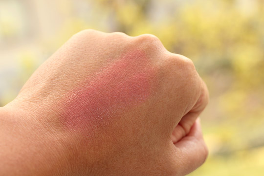 Bite Beauty Lip Rouge in Nectarine swatch