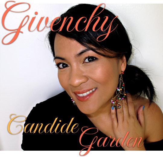 Givenchy Candide Garden Le Prisme Quad