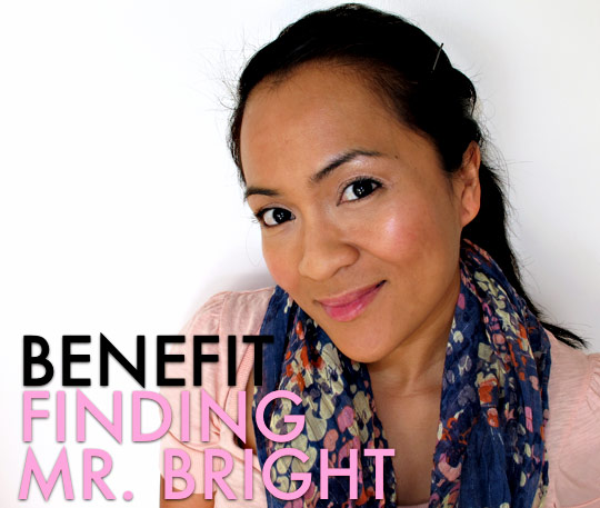 benefit finding mr bright