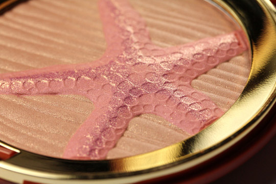 estee lauder bronze goddess sea star bronzing blush