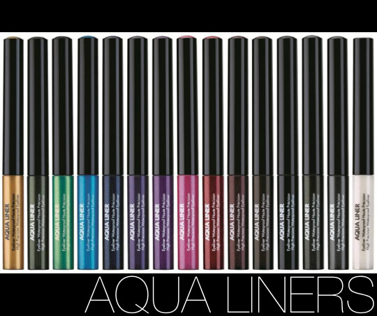make up for ever aqua liners