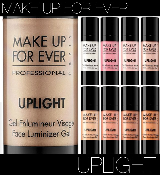 make up for ever up light