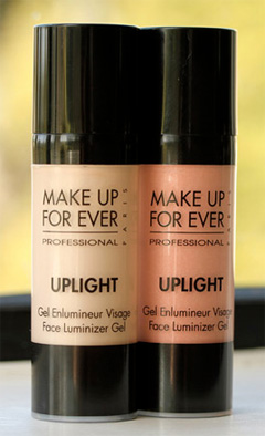 Make Up For Ever Uplight Highlighters