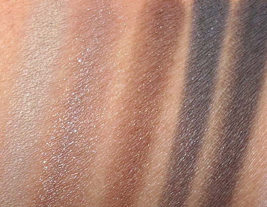 nyx nude on nude swatches