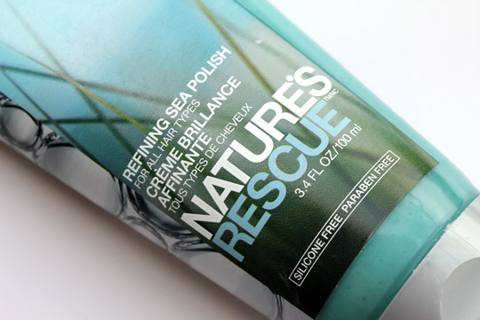 redken natures rescue sea polish