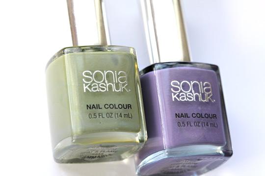 sonia kashuk spring 2011 nail colour