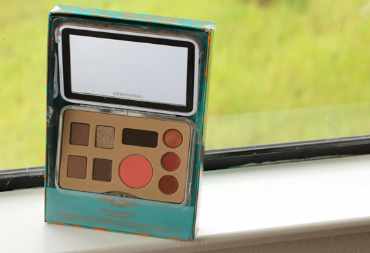 sonia kashuk spring awakenings face palette in box