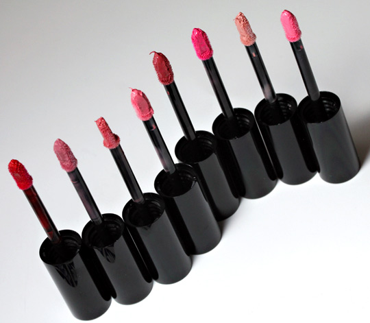 Bare Minerals Pretty Amazing Lipcolor wands