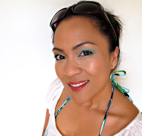 NARS Summer 2011 swatches wonder lipgloss
