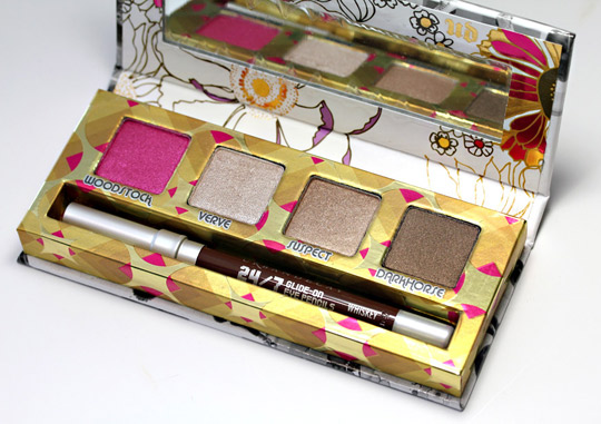 Urban Decay Rollergirl Palette palette