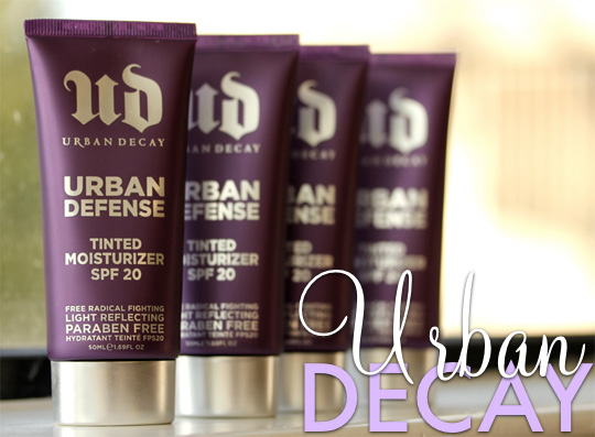 Urban Decay Urban Defense Tinted Moisturizer