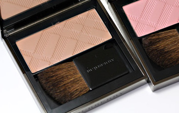 Burberry Beauty Spring Summer 2011 Blushes