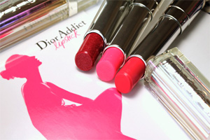 The New Dior Addict Lipstick