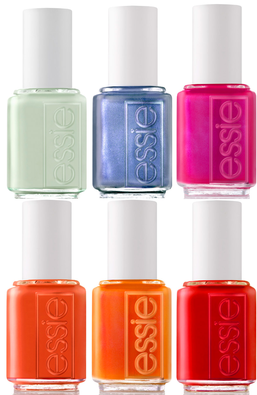 Essie Nail Polish: Spring Collection 2011