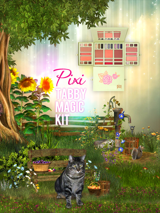 Tabs for Pixi Tabby Magic Kit