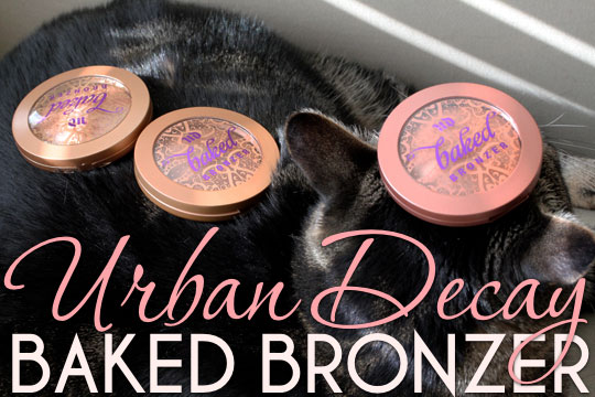 urban decay baked bronzer