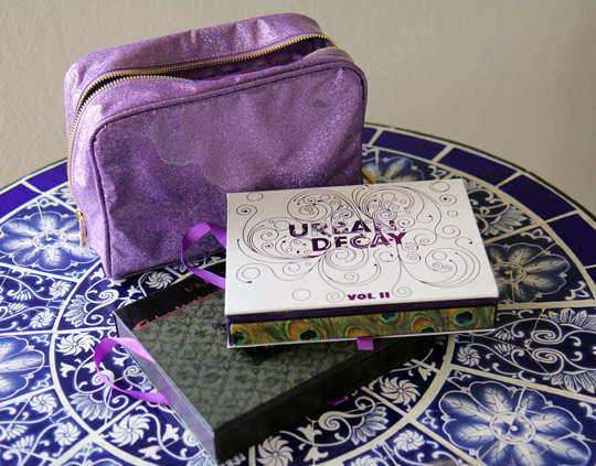 urban decay quinceanera makeup bag
