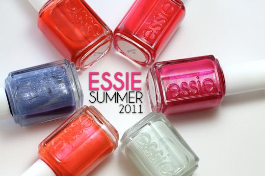 essie summer 2011