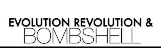 mac evolution revolution lipglass Bombshell