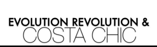 mac evolution revolution lipglass Costa Chic