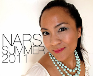 NARS Summer 2011 Face of the Day