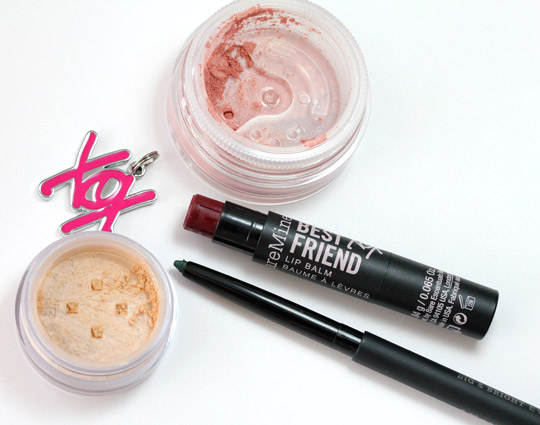 bareminerals love happiness collection products open