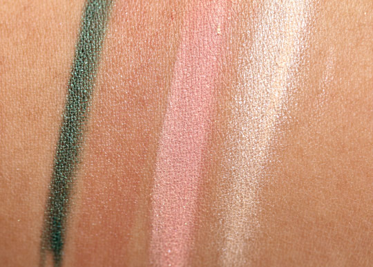bareminerals love happiness collection swatches
