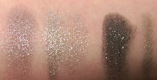 chanel fall 2011 swatches