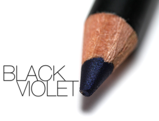 Elizabeth Arden Smoky Eyes Black Violet