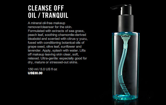 Mac Cleanse Off Oil Travel Size