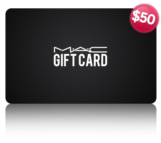 Win a $50 MAC gift card from Makeup and Beauty Blog
