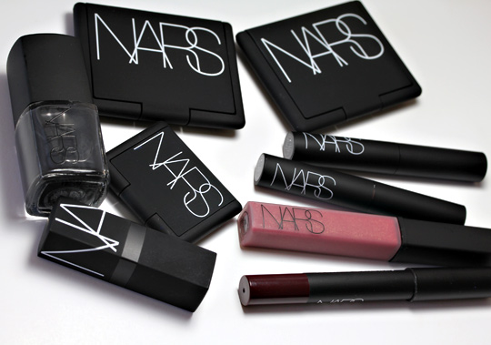 nars fall 2011 all closed