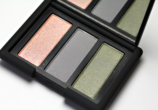 nars fall 2011 delphes trio eyeshadow