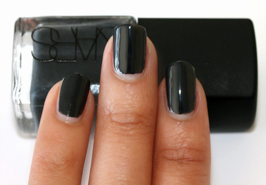 nars galion nail polish swatch