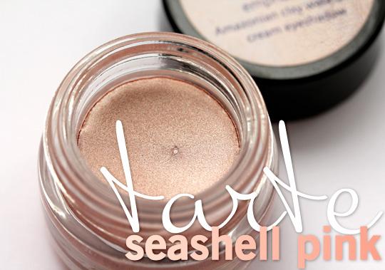 Tarte Seashell Pink