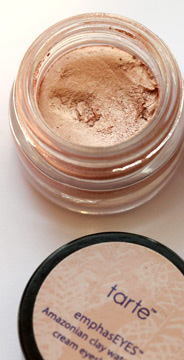 Tarte Amazonian Clay Waterproof Cream Shadow in Seashell Pink